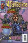 Cover for Los 4 Fantásticos (Planeta DeAgostini, 1998 series) #10
