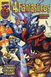 Cover for Los 4 Fantásticos (Planeta DeAgostini, 1998 series) #12