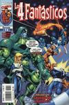 Cover for Los 4 Fantásticos (Planeta DeAgostini, 1998 series) #14