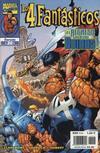 Cover for Los 4 Fantásticos (Planeta DeAgostini, 1998 series) #20