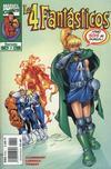 Cover for Los 4 Fantásticos (Planeta DeAgostini, 1998 series) #22