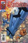Cover for Los 4 Fantásticos (Planeta DeAgostini, 1998 series) #24