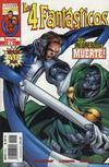 Cover for Los 4 Fantásticos (Planeta DeAgostini, 1998 series) #25