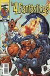 Cover for Los 4 Fantásticos (Planeta DeAgostini, 1998 series) #28