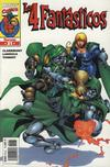 Cover for Los 4 Fantásticos (Planeta DeAgostini, 1998 series) #31