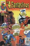 Cover for Los 4 Fantásticos (Planeta DeAgostini, 1998 series) #33