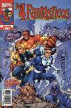 Cover for Los 4 Fantásticos (Planeta DeAgostini, 1998 series) #34