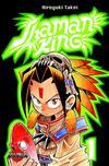 Cover for Shaman King (Bonnier Carlsen, 2007 series) #1
