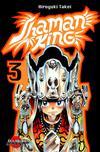 Cover for Shaman King (Bonnier Carlsen, 2007 series) #3