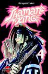 Cover for Shaman King (Bonnier Carlsen, 2007 series) #4