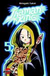 Cover for Shaman King (Bonnier Carlsen, 2007 series) #5