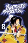 Cover for Shaman King (Bonnier Carlsen, 2007 series) #8