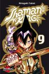 Cover for Shaman King (Bonnier Carlsen, 2007 series) #9