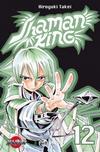 Cover for Shaman King (Bonnier Carlsen, 2007 series) #12