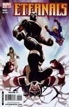 Cover for Eternals (Marvel, 2008 series) #5