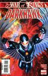Cover for War of Kings: Darkhawk (Marvel, 2009 series) #1