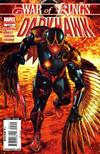 Cover for War of Kings: Darkhawk (Marvel, 2009 series) #2