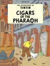 Cover for The Adventures of Tintin (Little, Brown, 1974 series) #[6] - Cigars of the Pharaoh