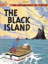 Cover for The Adventures of Tintin (Little, Brown, 1974 series) #[7] - The Black Island