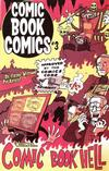 Cover for Comic Book Comics (Evil Twin Comics, 2008 series) #3