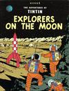 Cover for The Adventures of Tintin (Little, Brown, 1974 series) #[14] - Explorers on the Moon