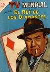 Cover for TV Mundial (Editorial Novaro, 1962 series) #25