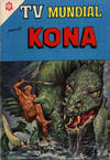Cover for TV Mundial (Editorial Novaro, 1962 series) #34