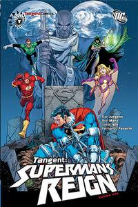 Cover Thumbnail for Tangent: Superman's Reign (DC, 2009 series) #1