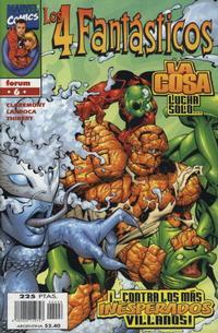 Cover Thumbnail for Los 4 Fantásticos (Planeta DeAgostini, 1998 series) #6