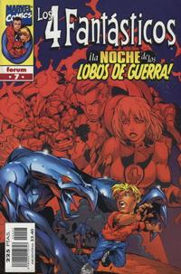 Cover Thumbnail for Los 4 Fantásticos (Planeta DeAgostini, 1998 series) #7