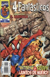Cover Thumbnail for Los 4 Fantásticos (Planeta DeAgostini, 1998 series) #9