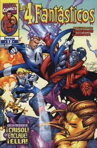 Cover Thumbnail for Los 4 Fantásticos (Planeta DeAgostini, 1998 series) #12