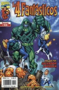 Cover Thumbnail for Los 4 Fantásticos (Planeta DeAgostini, 1998 series) #13