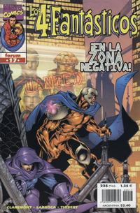 Cover Thumbnail for Los 4 Fantásticos (Planeta DeAgostini, 1998 series) #17