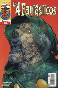 Cover Thumbnail for Los 4 Fantásticos (Planeta DeAgostini, 1998 series) #30