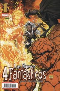 Cover Thumbnail for Los 4 Fantásticos (Panini España, 2008 series) #1