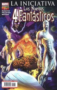 Cover Thumbnail for Los 4 Fantásticos (Panini España, 2008 series) #2