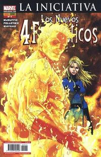 Cover Thumbnail for Los 4 Fantásticos (Panini España, 2008 series) #4