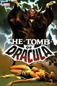 Cover Thumbnail for The Tomb of Dracula Omnibus (Marvel, 2008 series) #1 [Variant Edition]