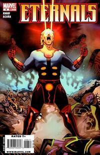 Cover Thumbnail for Eternals (Marvel, 2008 series) #6