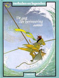 Cover Thumbnail for De grot der herinnering (Le Lombard, 1985 series)