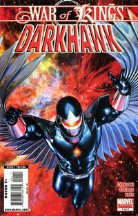 Cover Thumbnail for War of Kings: Darkhawk (Marvel, 2009 series) #1