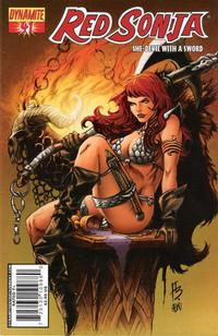 Cover Thumbnail for Red Sonja (Dynamite Entertainment, 2005 series) #41 [Cover A]