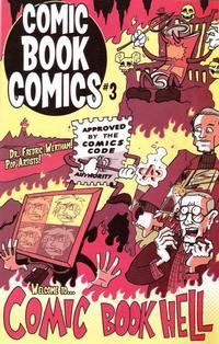 Cover Thumbnail for Comic Book Comics (Evil Twin Comics, 2008 series) #3