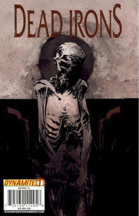 Cover Thumbnail for Dead Irons (Dynamite Entertainment, 2009 series) #1 [Cover B Alexander]