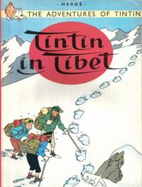Cover Thumbnail for The Adventures of Tintin (Little, Brown, 1974 series) #[8] - Tintin in Tibet