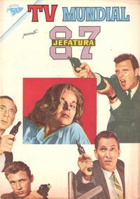 Cover Thumbnail for TV Mundial (Editorial Novaro, 1962 series) #6
