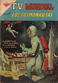 Cover Thumbnail for TV Mundial (Editorial Novaro, 1962 series) #7
