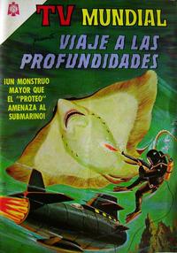 Cover Thumbnail for TV Mundial (Editorial Novaro, 1962 series) #32