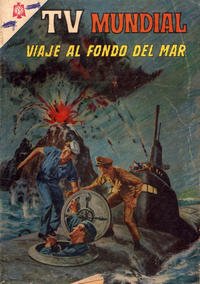 Cover Thumbnail for TV Mundial (Editorial Novaro, 1962 series) #53